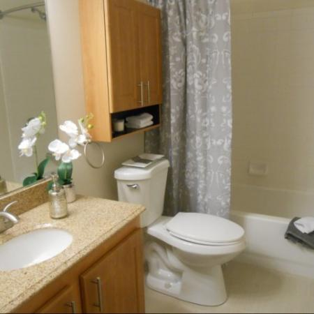 Elegant Bathroom | Luxury Apartments In Frederick MD | Reserve at Ballenger Creek
