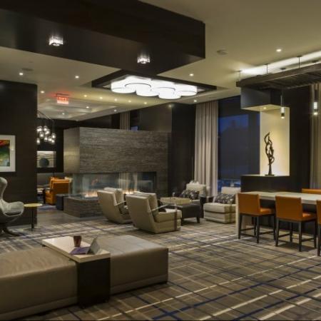 Spacious Resident Club House   Apartment in Washington, DC   Meridian at Mt. Vernon Triangle