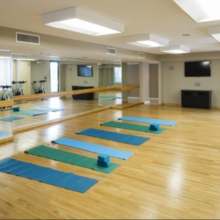 On-site Fitness Center | Arlington VA Apartments For Rent | Meridian at Courthouse Commons