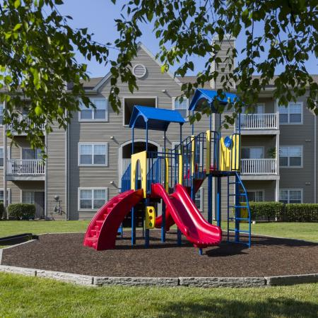 Resident Children's Playground | Frederick MD Apartments | Reserve at Ballenger Creek