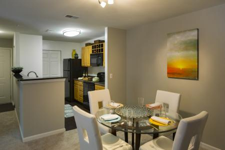 Spacious Dining Room | Apartments For Rent In Frederick Maryland | Reserve at Ballenger Creek