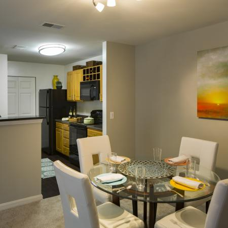 Spacious Dining Room   Apartments For Rent In Frederick Maryland   Reserve at Ballenger Creek