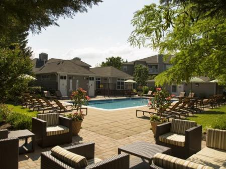 Lounging by the Pool | KW7 | Reserve at Ballenger Creek