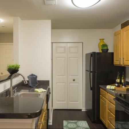Spacious Kitchen | Apartments Frederick MD | Reserve at Ballenger Creek