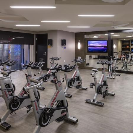 Resident Fitness Center | Apartments Washington, DC | Meridian at Mt. Vernon Triangle