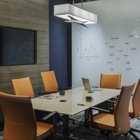 Resident Business Center   Washington DC Apartment For Rent   Meridian at Mt. Vernon Triangle