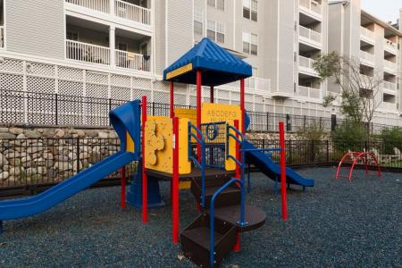 Community Children's Playground | Wayne NJ Apartments | Mountain View Crossing