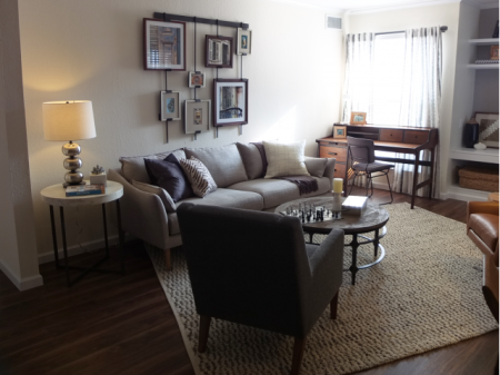 Spacious Living Room | Apartments In Wayne NJ | Mountain View Crossing 3