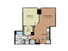 Floor Plan 6 | Parc Meridian at Eisenhower Station