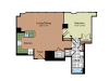 Floor Plan | Parc Meridian at Eisenhower Station 3