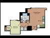 Floor Plan 2 | Parc Meridian at Eisenhower Station 3