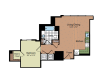 Floor Plan 2 | Parc Meridian at Eisenhower Station 3