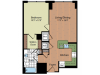 Floor Plan 5 | Parc Meridian at Eisenhower Station 3