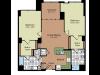 Floor Plan 4 | Parc Meridian at Eisenhower Station 5