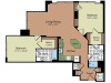 Floor Plan 2 | Parc Meridian at Eisenhower Station 6