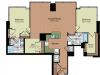 Floor Plan 2   Parc Meridian at Eisenhower Station 7