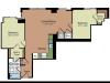 Floor Plan 5 | Parc Meridian at Eisenhower Station 8