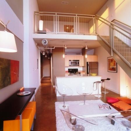 Washington Rentals | 1 Bedroom Apartments In Washington DC | Park Triangle Apartments Lofts and Flats