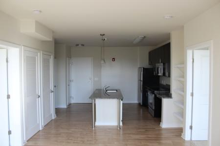 2 Bedroom Floor Plan | Apartments In Washington DC | 360H Street 2