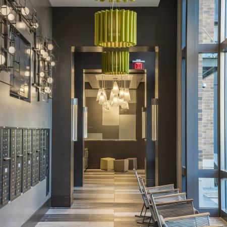 Spacious Hallway | Apartments in Arlington, VA | Parc Meridian at Eisenhower Station