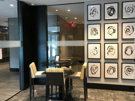 Elegant Community Club House | Washington DC Apartments | Meridian at Gallery Place