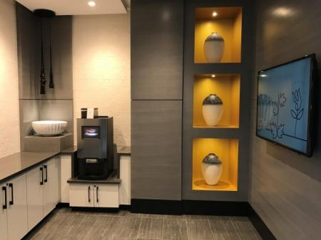 Resident Coffee Bar | Meridian at Gallery Place