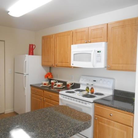 Spacious Kitchen | Ft. Myers Apartments | Mosaic at The Forum