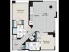 2B1a floorplans