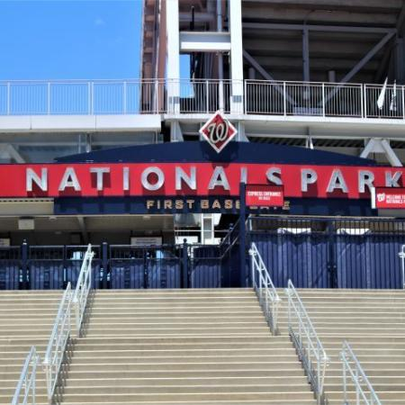 Meridian on First  Navy Yard Apartments  Nationals Park