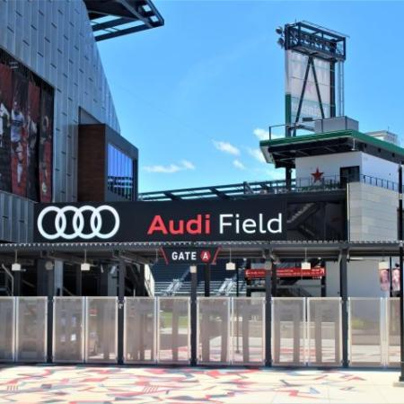 Meridian on First| Audi Field | Washington, DC Apartments