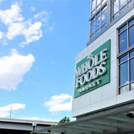 Whole Foods Market   Meridian on First   Navy Yard Washington DC   Navy Yard Apartments