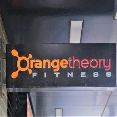 Orange Theory Navy Yard | Meridian on First | Navy Yard Apartments