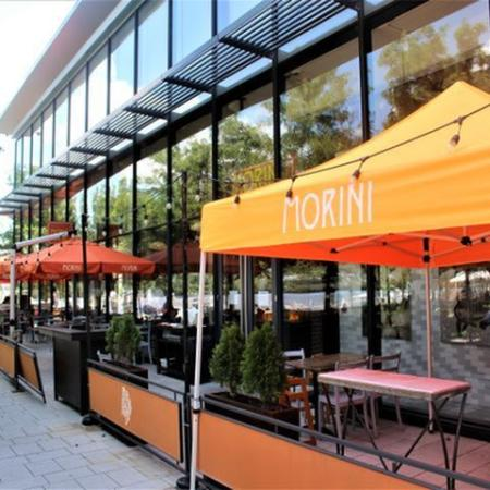 Osteria Morini | Navy Yard | Meridian on First Apartments