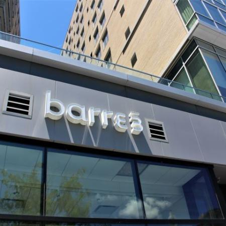 Navy Yard Apartments | Meridian on First | Barre 3