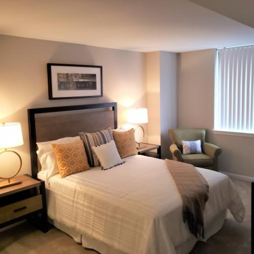 Unique Two Bedroom- Bedroom Photo