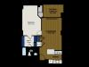 Floor Plan 1 | Meridian at Braddock Station