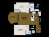 Floor Plan 4 | Meridian at Gallery Place 5