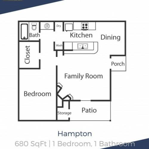 Hampton Floorplan