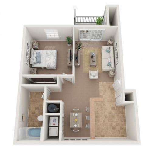 One_bedroom_One_Bathroom
