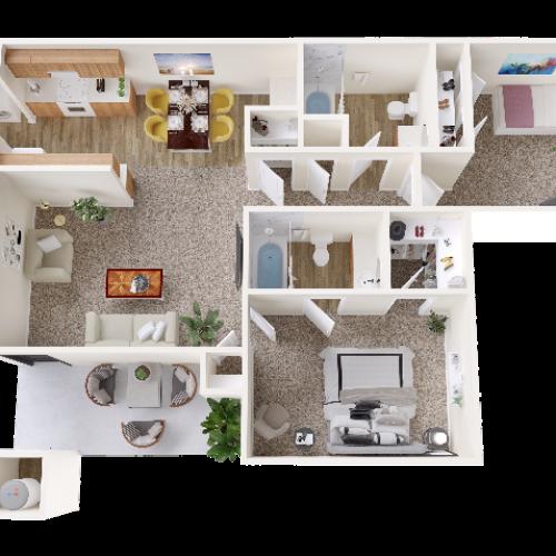 B1.1 Floorplan