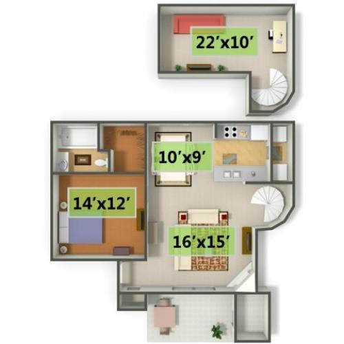 Rivoli Run Apartments