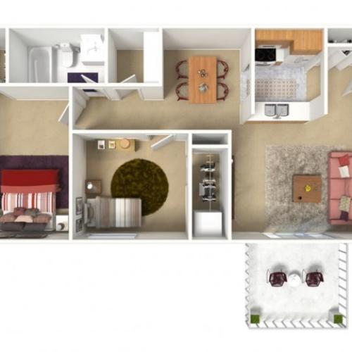 The Lexington Townhome