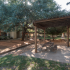 Covered Picnic Area   Woodchase   TX Apartments