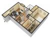 One Bedroom | 800sqft