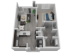 One Bedroom - A1