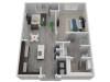 One Bedroom - A8