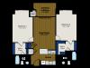 Floor Plan 5 | Meridian at Braddock Station