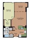 Floor Plan 2   Parc Meridian at Eisenhower Station 2