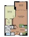Floor Plan 3   Parc Meridian at Eisenhower Station 2
