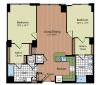 Floor Plan 5   Parc Meridian at Eisenhower Station 5